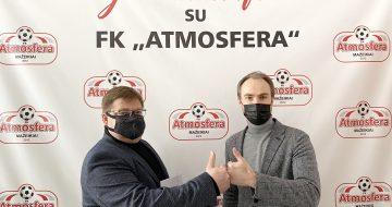 No Dan FK Atmosfera Mazeikiai V1